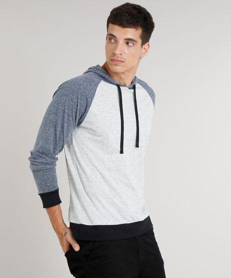 Camiseta-Masculina-Raglan-com-Capuz-Manga-Longa-Cinza-Mescla-Claro-9230017-Cinza_Mescla_Claro_1