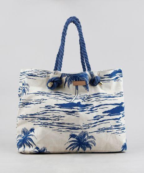 Bolsa-Feminina-Shopper-Dress-To-Dupla-Face-Estampada-com-Alca-de-Corda-Bege-Claro-9250658-Bege_Claro_1