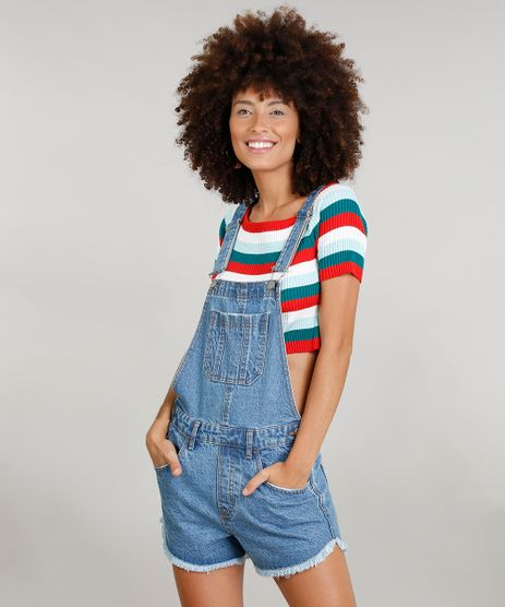 Jardineira-Jeans-Feminina-Dress-To-Barra-Desfiada-Azul-Medio-9269783-Azul_Medio_1