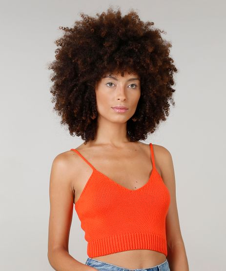 Top-Cropped-Feminino-Dress-To-em-Trico-Alcas-Finas-Decote-V-Laranja-9226944-Laranja_1
