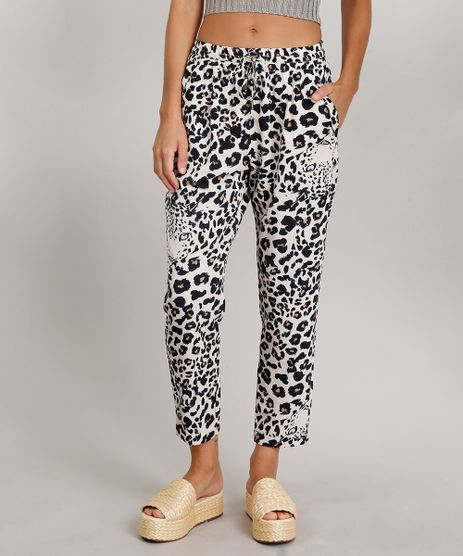 Calca-Jogger-Feminina-Dress-To-Estampada-Animal-Print-Bege-Claro-9225247-Bege_Claro_1