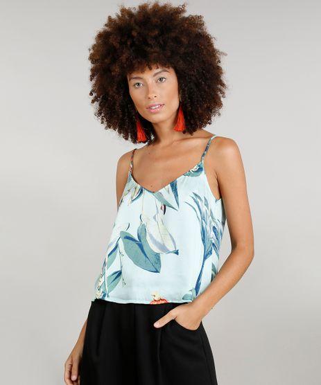 Regata-Cropped-Ampla-Feminina-Dress-To-Estampada-de-Caju-Alcas-Finas-Decote-V-Verde-Claro-9225244-Verde_Claro_1
