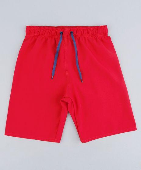 Bermuda-Infantil-Basica-com-Cordao-Vermelha-9236089-Vermelho_1