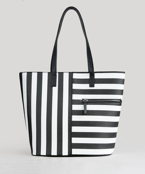 Bolsa-Feminina-Shopper-Listrada-Preta-9255536-Preto_1