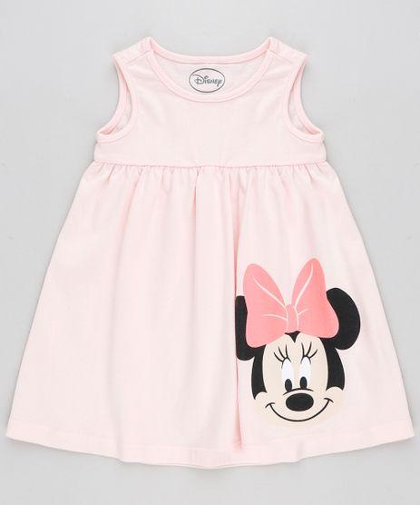 Vestido-Infantil-Minnie-Sem-Manga-Rose-9320875-Rose_1