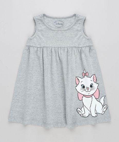 Vestido-Infantil-Marie-Sem-Manga-Cinza-Mescla-9320876-Cinza_Mescla_1