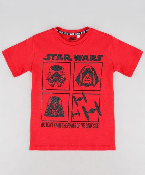 Camiseta-Infantil-Star-Wars-Manga-Curta-Gola-Careca-Vermelha-9316326-Vermelho_1