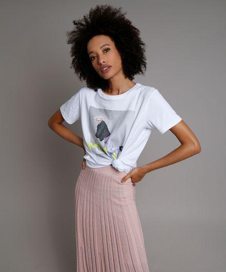 Saia-Midi-Feminina-em-Tricot-Plissado-com-Lurex-Rose-9264230-Rose_2
