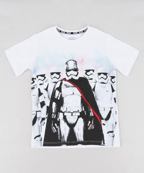 Camiseta-Infantil-Stormtrooper-Star-Wars-Manga-Curta-Gola-Careca-Branca-9228549-Branco_1