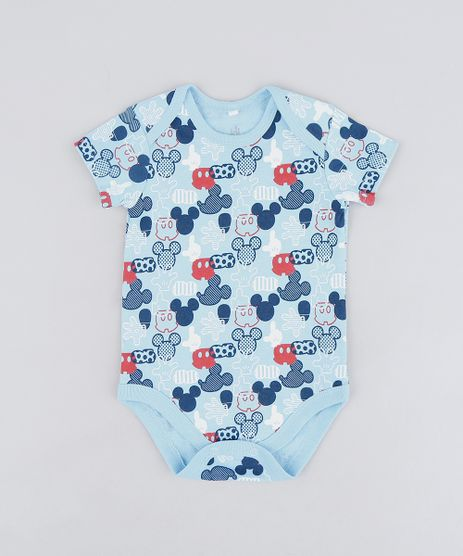 Body-Infantil-Estampado-do-Mickey-Manga-Curta-Gola-Careca-Azul-Claro-9124799-Azul_Claro_1