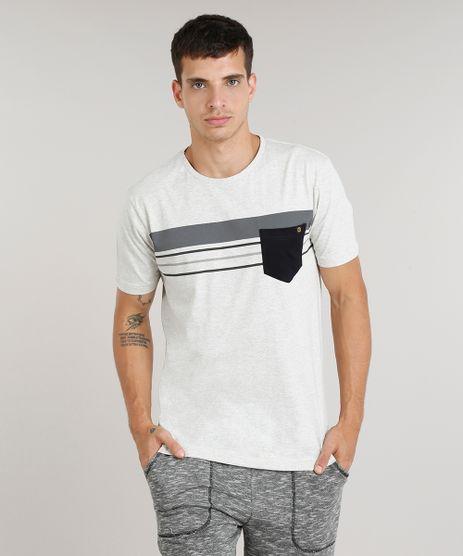 Camiseta-Masculina-com-Listras-e-Bolso-Manga-Curta-Gola-Careca-Off-White-9297829-Off_White_1