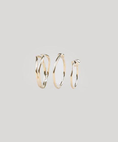 Kit-de-3-Aneis-Femininos-Dourado-9219554-Dourado_1