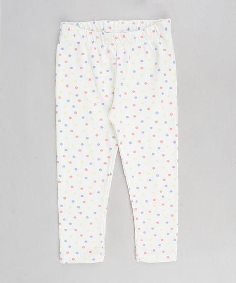 Calca-Legging-Infantil-Estampada-de-Poa-Bege-Claro-9299153-Bege_Claro_1