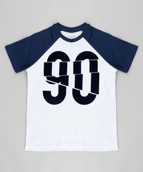 Camiseta-Infantil--90--Raglan-Manga-Curta-Gola-Careca-Branca-9313631-Branco_1