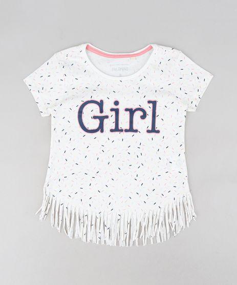 Blusa-Infantil-Estampada--Girl--com-Franjas-Manga-Curta-Decote-Redondo-Off-White-9298840-Off_White_1