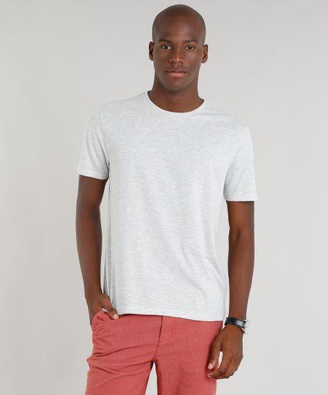 Camiseta-Masculina-Basica-Manga-Curta-Gola-Careca-Cinza-Mescla-Claro-9222312-Cinza_Mescla_Claro_1