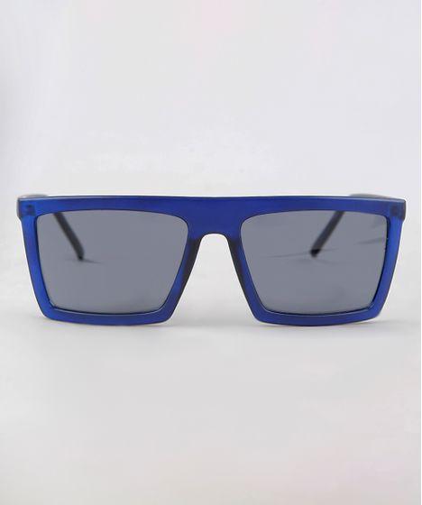 cc7c2f80fe1a8 Oculos-de-Sol-Quadrado-Masculino-Oneself-Azul-9351161- ...