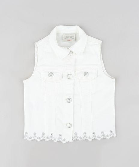 Colete-de-Sarja-Infantil-com-Bordado-Off-White-9305333-Off_White_1