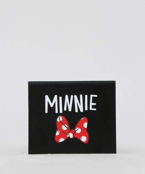 Bloco-de-Anotacoes-Minnie-Estampado-de-Poa-Sem-Pauta-11-5cm-x-95cm-Capa-Dura-Preto-9328694-Preto_1