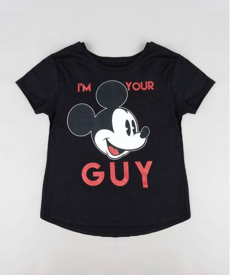 917c3bb78 Blusa Infantil Mickey