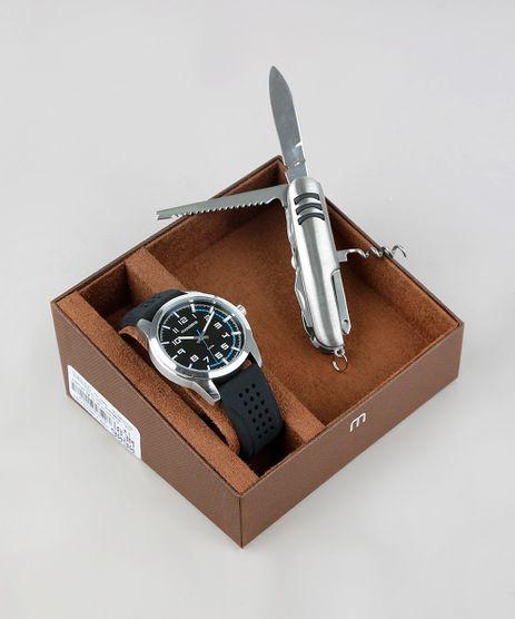 Kit-de-Relogio-Analogico-Mondaine-Masculino---Canivete---99044G0MVNI1KD-Preto-9377667-Preto_1
