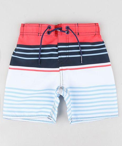 Bermuda-Surf-Infantil-Listrada-com-Cordao-Coral-9310138-Coral_1