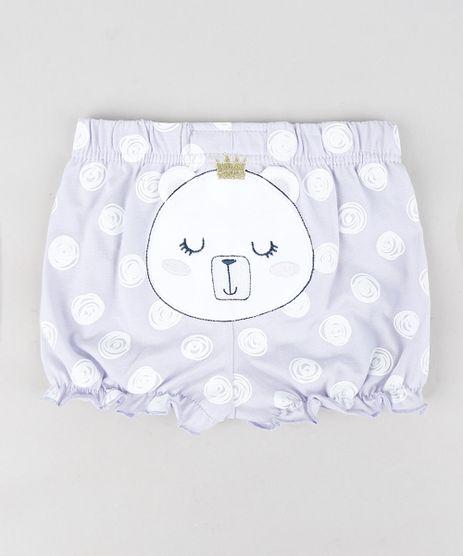 Short-Infantil-Urso-Estampado-de-Poa-Lilas-9110002-Lilas_1