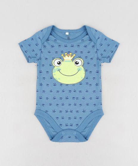 Body-Infantil-Sapo-Estampado-Manga-Curta-Azul-9110040-Azul_1