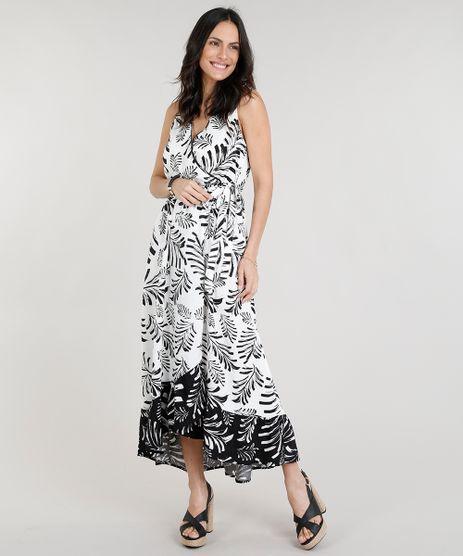 Vestido-Feminino-Longo-Transpassado-Estampado-de-Folhagens-Decote-V-Off-White-9246235-Off_White_1