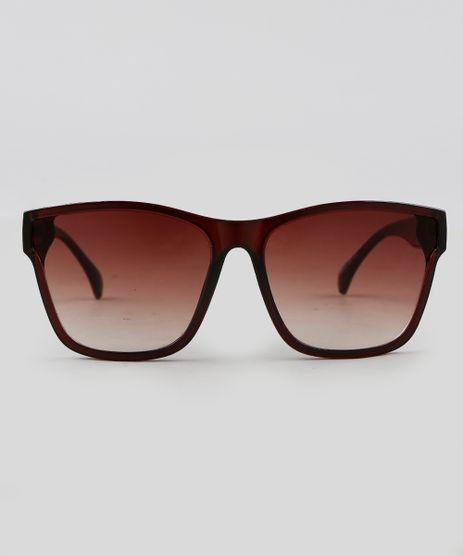 Oculos-de-Sol-Quadrado-Feminino-Oneself-Marrom-9351222-Marrom_1