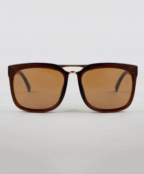Oculos-de-Sol-Quadrado-Feminino-Oneself-Marrom-9351309-Marrom_1