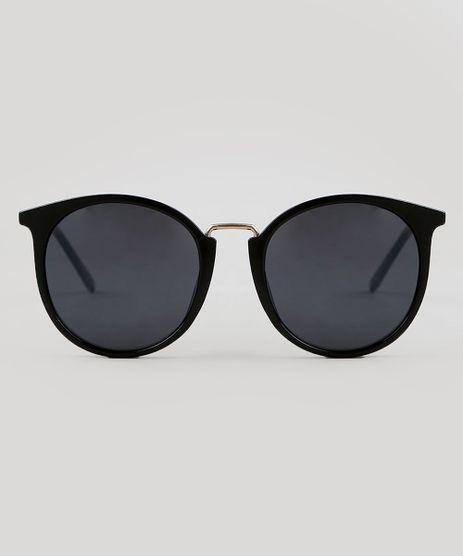 Oculos-de-Sol-Redondo-Feminino-Oneself-Preto-9351270-Preto_1