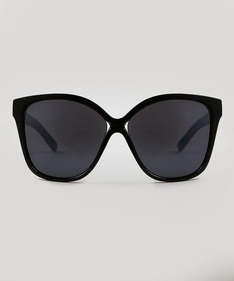 Oculos-de-Sol-Redondo-Feminino-Oneself-Preto-9351297-Preto_1