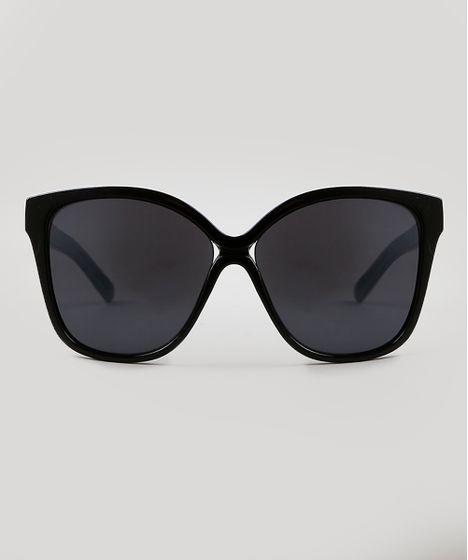 Oculos-de-Sol-Redondo-Feminino-Oneself-Preto-9351297- ... 60b8310b46