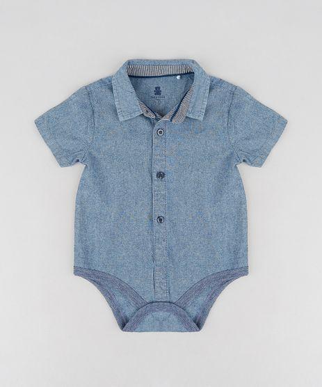 Body-Jeans-Infantil-Manga-Curta-Azul-Medio-9125097-Azul_Medio_1