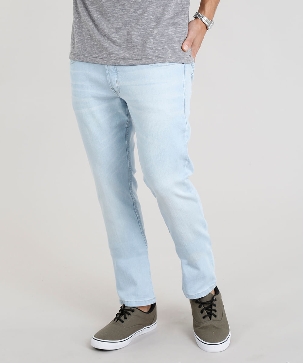 ... Calca-Jeans-Masculina-Slim-Azul-Claro-8701546-Azul Claro 1 4a0d65f2b47