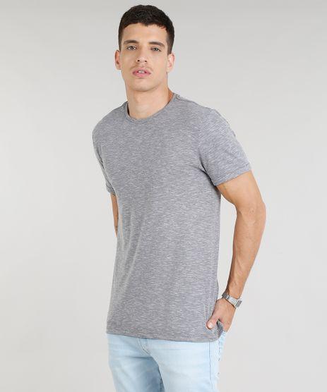Camiseta-Masculina-Longa-Manga-Curta-Gola-Careca-Cinza-Mescla-9300787-Cinza_Mescla_1