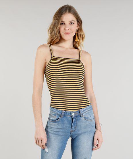 Body-Feminino-Basico-Canelado-Listrado-Alcas-Finas-Amarelo-9265649-Amarelo_1
