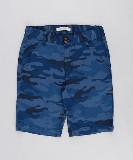 Bermuda-Color-Infantil-Reta-Estampada-Camuflada-Azul-Marinho-9312875-Azul_Marinho_1