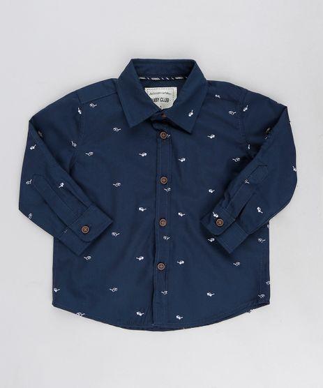 Camisa-Infantil-Estampada-Mini-Print-de-Oculos-Manga-Longa-Azul-Marinho-9189920-Azul_Marinho_1