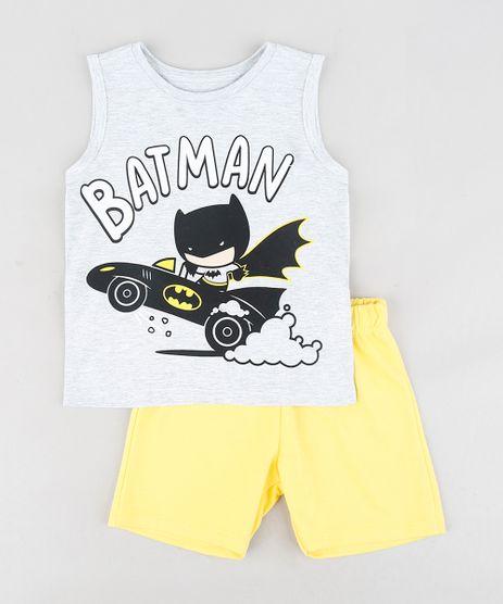 Conjunto-de-Regata-Batman-Cinza-Mescla---Bermuda-em-Moletom-Amarelo-9327859-Amarelo_1
