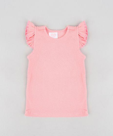 Regata-Infantil-Basica-Canelada-com-Babados-Decote-Redondo-Rosa-9299458-Rosa_1