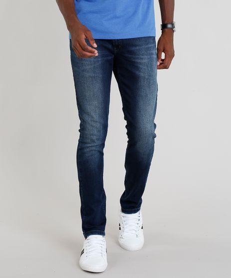 Calca-Jeans-Masculina-Slim-Azul-Escuro-9280937-Azul_Escuro_1