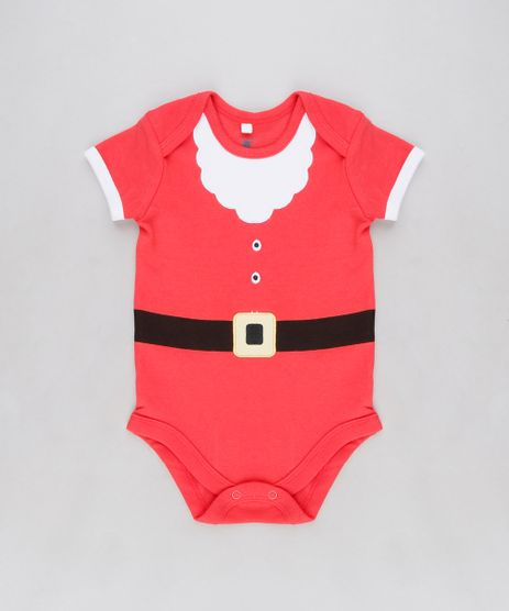 Body-Infantil-Papai-Noel-Manga-Curta-Gola-Careca-Vermelho-9110047-Vermelho_1
