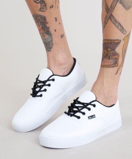 a72780e1e Tenis Branco Masculino em promoção - Compre Online - Melhores Preços ...