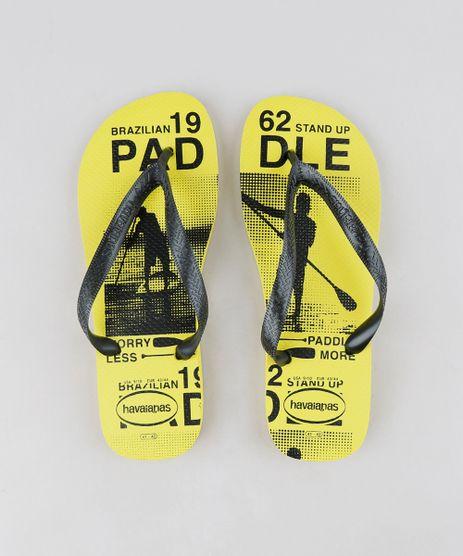 Chinelo-Havaianas-Masculino-Estampado--Stand-Up-Paddle--Amarelo-9295058-Amarelo_1