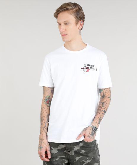 1398a9164ff34 Camiseta-Masculina--Racing-Angels--Manga-Curta-Gola-