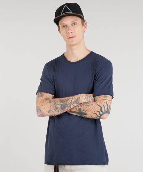 Camiseta-Masculina-Manga-Curta-Gola-Careca-Azul-Marinho-9325860-Azul_Marinho_1