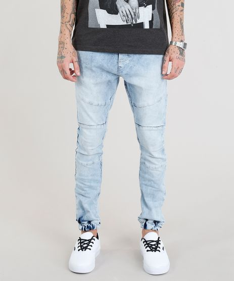 Calca-Jeans-Masculina-Jogger-Azul-Claro-9328244-Azul_Claro_1