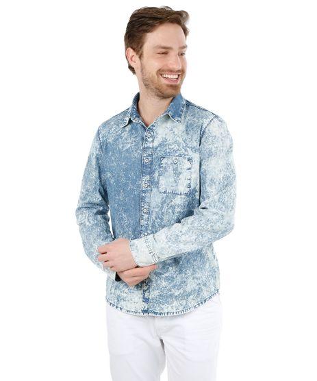 78ac69d3cc Camisa-Jeans-Azul-Claro-8209223-Azul Claro 1
